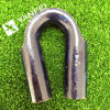 Painted Steel Wire Rope Tube Thimble for Cable