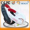 Retractable Custom Logo Headphones for Promotion
