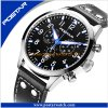 Manly Design Big Face Mens Cool Watch Japan Quartz Watcher