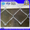 PVC Coated Galvanized Iron Wire Mesh Chain Link Fence
