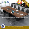 Steel Metal Base MFC Wooden Conference Table /Conference Desk (NS-NW274)