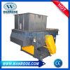 Rigid Waste Plastic Wood Solid Lump Single Shaft Shredder Machine
