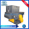 Single Shaft Plastic Shredder Recycling Machine for Wood Solid Lump
