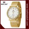 Belbi Luxury Business Style Diamond Case Quartz Male Wristwatch