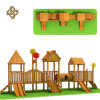 Hot Sales Children Wooden Outdoor Playground Equipment