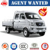 Factory Price Double Cabin Diesel Mini Pick up Light Duty Small Lorry Pick up Cargo Truck
