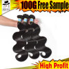 Unprocessed Human Hair Brazilian Hair Extension