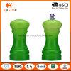 Latest Design Gradually Changing Color Plastic Salt Pepper Shaker