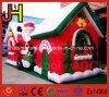 Air Merry Christmas Castle Inflatable Santa′s Grotto House