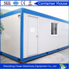 ISO Certificate Modern Design Steel Frame Container House in Home Design
