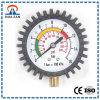 Gas Manometer Gauge Cheap 2.5 Inch Air Pressure Analog Manometer