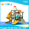 Quality Assurance Community Parks Large Outdoor Plastic Slides Kindergartens Toys Entertainment Equipment Playground