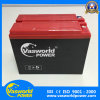 Battery with Acid for Auto Vehicle 12V 35ah