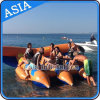 Inflatable Flying Fish Towable / Inflatable Flying Fish / Towed Banana Buoy / Inflatable Water Banana Boat / Inflatable Flying Fish Tube Towable