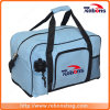 Hot Sale Customized Portable Waterproof Luggage Storage Travel Bag with Water Bottle Pocket
