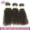 Unprocessed Brazilian Virgin Curly Hair Weave