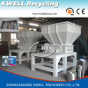 Woven Bag Double Shaft Shredding Machine/PE Double Shaft Shredder