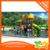 2017 Newest Design Professional Manufacture Water Splash Park Slides for Sale