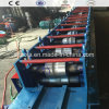 Longer Warranty Round Pipe Making Roll Forming Machine Iron Sheet