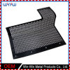 China Loudspeaker Box Mesh Aluminum Sheet Metal Stamping