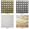 Gold Ceramic Mosaic for Wall Background