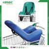 Plastic Foam Supermarket Trolley Baby Seat