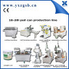 Automatic and Semi-Automatic Cone Pail Tin Paint Can Making Machine