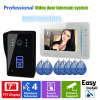 Hot Sale! ! ! Smart Video Door Phone Doorbell Doorphone Camera