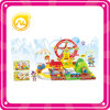 High Quality Building Block Train Toy with Ferris Wheel
