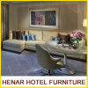 Modern PU Leather Couch Corner Sofa for 5 Star Hotel Suite Room_Design Idea