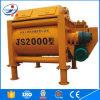 China Factory Supply Good Price Twin Shaft Js2000 Concrete Mixer Machine