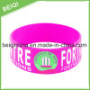 Personalized Rubber Silicone Bracelets