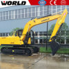 15ton Middle Size Construction Machinery Hydraulic Excavator (W2150)