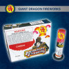 Double Day Parachute Fireworks Gd3406