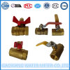 All Kinds of Brass Ball Valve From Manufacturer
