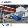 Waste PP Jumbo Bag Woven Plastic Recycling Shredding Washing Production Line