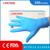 Working Powder Free Nitrile Hand Gloves with CE and FDA