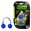 Factory Price Glow in Dark Finger Yoyo LED Thumb Chucks
