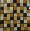 Decoration Mix Color Glass Mosaic Tile