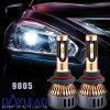 High Power Chipsets H11 H8 H9 LED Bulbs for Fog Light/DRL/Headlights Xenon White