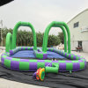 Inflatable Game Inflatable Track Race Inflatable Kart Race for Sale