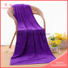 Microfiber Cleaning Towel Purple Bath Towel
