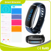 Heart Rate Blood Pressure Pedometer Sleep Monitor Tracking Smart Watch