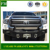 Heavy Duty Front Bumper for 14-17 Toyota Tundra with LED Lights
