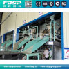 Wide Application Crab Feed Pellet Plant / Shrimp Feed Production Line