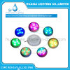 24W LED Underwater Light Resin Filled Swimming Pool Light