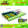 Indoor Trampoline Park Big Gym Equipment