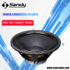 "18lf100-17 18"" Professional Audio Loudspeaker Woofer 1200W"