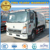 Sinotruk 5 Tons Garbage Truck HOWO 5 Cbm Rubbish Transport Truck