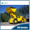 High Efficiency Alhd-4 LHD Machine